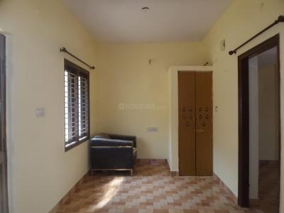 Gallery Cover Image of 550 Sq.ft 1 BHK Independent Floor for rent in Panduranga Nagar for 9500
