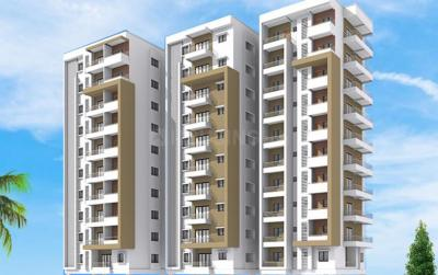 Gallery Cover Image of 1081 Sq.ft 2 BHK Apartment for buy in Chandanagar for 3243000