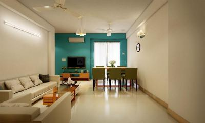 Gallery Cover Image of 1060 Sq.ft 3 BHK Apartment for buy in Ariadaha for 3922000