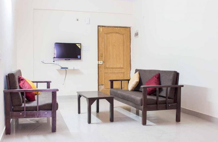 Living Room Image of PG 4642706 K R Puram in Krishnarajapura