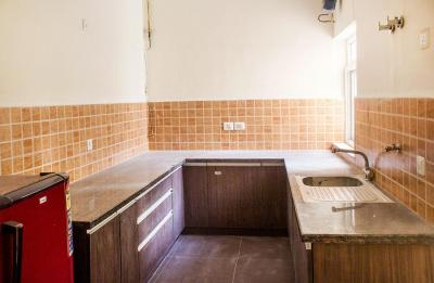 Kitchen Image of 1300 Sq.ft 2 BHK Independent House for rent in Halanayakanahalli for 33500