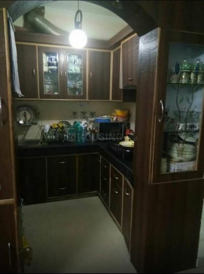 Kitchen Image of PG For Girls in Dwarka Mor