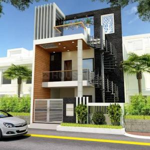 Gallery Cover Image of 540 Sq.ft 1 BHK Independent House for buy in Narendra Krishna Enclave, Sikrod for 2399900