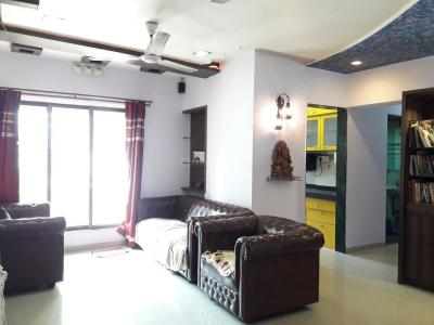 Gallery Cover Image of 1073 Sq.ft 2.5 BHK Apartment for buy in Thane West for 12500000