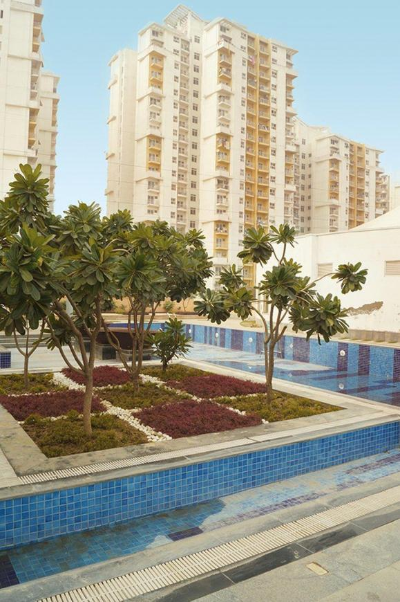 Building Image of 1350 Sq.ft 2 BHK Apartment for rent in Neharpar Faridabad for 13000