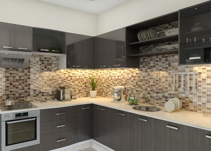 Kitchen Image of 1518 Sq.ft 3 BHK Apartment for buy in Mannivakkam for 5464000