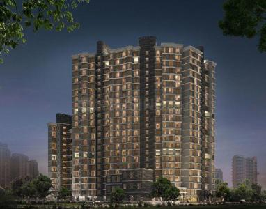 Gallery Cover Image of 650 Sq.ft 2 BHK Apartment for buy in DP Star Triveni, Bhandup West for 10100000