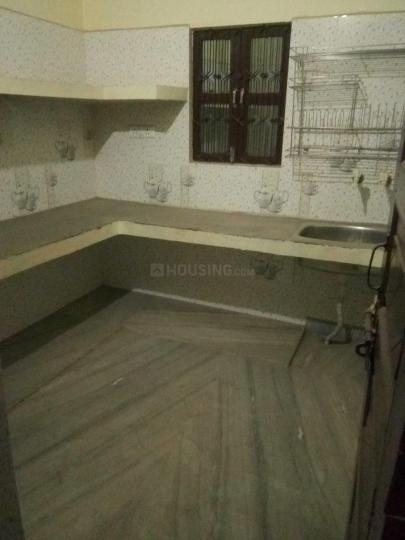 Kitchen Image of 470 Sq.ft 2 BHK Independent Floor for rent in Najafgarh for 6000