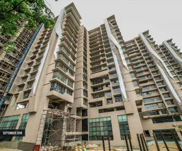 Gallery Cover Image of 954 Sq.ft 2 BHK Apartment for buy in Kanakia Rainforest, Andheri East for 16100000