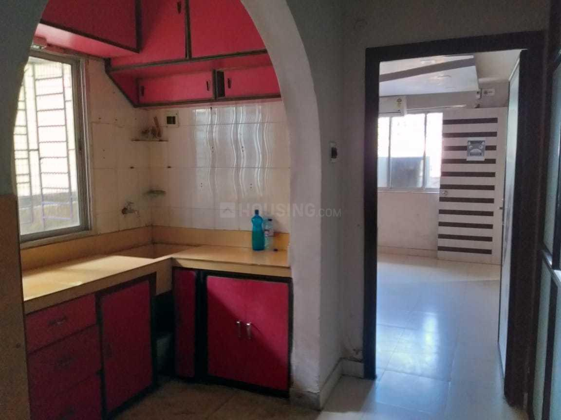 Kitchen Image of 520 Sq.ft 1 RK Apartment for rent in Keshtopur for 5000