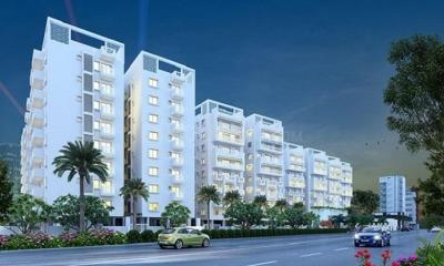 Gallery Cover Image of 1245 Sq.ft 2 BHK Apartment for buy in Bandlaguda Jagir for 5725755