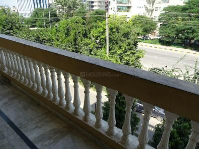 Balcony Image of Jmd PG in Sector 33