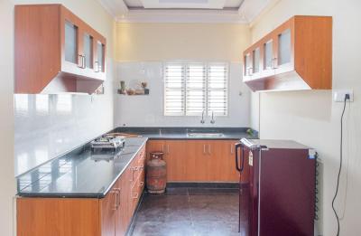 Kitchen Image of Gangamma Nest in Annapurneshwari Nagar