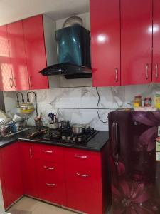 Gallery Cover Image of 790 Sq.ft 1 BHK Apartment for rent in Sector 7 Dwarka for 18500