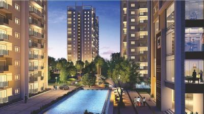 Gallery Cover Image of 1046 Sq.ft 2 BHK Apartment for buy in Vaishnavi Gardenia, T Dasarahalli for 7400000