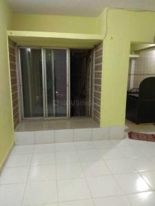 Gallery Cover Image of 590 Sq.ft 1 BHK Apartment for rent in Soham Parijat Gardens, Kasarvadavali, Thane West for 12500