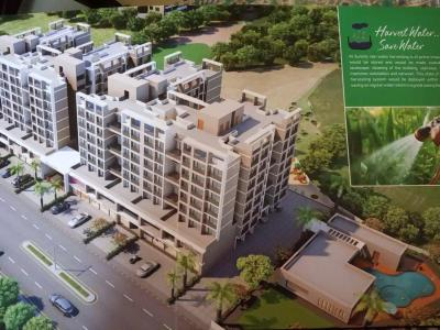 Gallery Cover Image of 440 Sq.ft 1 RK Apartment for buy in Rasayani for 3000000