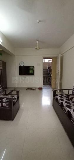 Living Room Image of 780 Sq.ft 2 BHK Apartment for rent in Borivali West for 26000