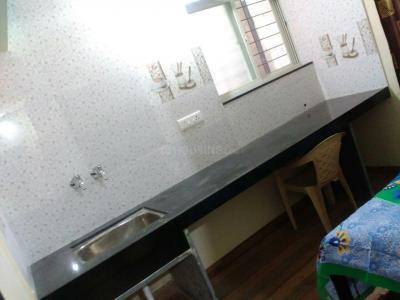 Kitchen Image of PG For Girls In Karvenagar Pune in Karve Nagar