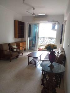 Gallery Cover Image of 550 Sq.ft 1 BHK Apartment for rent in Kalpataru Hills, Thane West for 23000