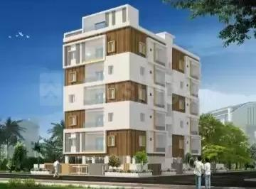 Gallery Cover Image of 1500 Sq.ft 3 BHK Apartment for buy in Nizampet for 7500000