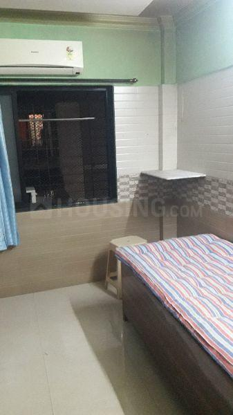 Bedroom Image of 325 Sq.ft 1 RK Apartment for rent in Lower Parel for 28000