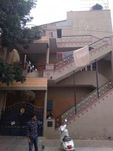 Gallery Cover Image of 450 Sq.ft 1 BHK Independent House for rent in Uttarahalli Hobli for 7500