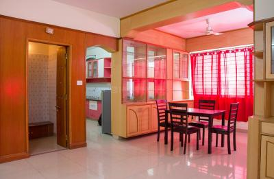 Dining Room Image of Apurva Maples -c3 in HBR Layout