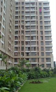 Gallery Cover Image of 750 Sq.ft 1 BHK Apartment for rent in Coral Heights, Thane West for 17000