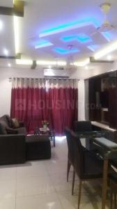Gallery Cover Image of 1250 Sq.ft 2 BHK Apartment for rent in Olympia Opaline Sequel, Navalur for 28000