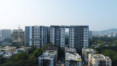 Gallery Cover Image of 440 Sq.ft 1 BHK Apartment for buy in MICL Aaradhya Nine, Ghatkopar East for 11100000