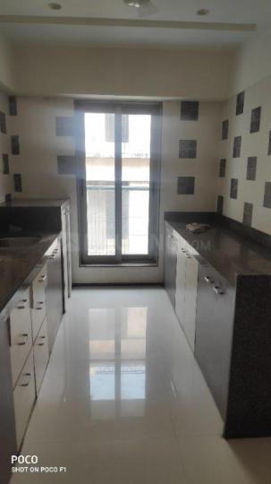 Kitchen Image of 980 Sq.ft 2 BHK Apartment for buy in GS Pllatinum Aura, Khar West for 36000000