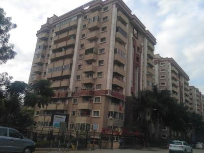 Gallery Cover Image of 1500 Sq.ft 3 BHK Apartment for rent in Corporate Suncity Apartments, Bellandur for 35000