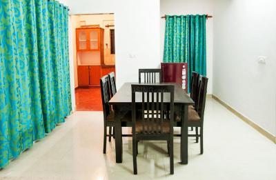 Dining Room Image of Vineyard Garden Apartment in Banaswadi