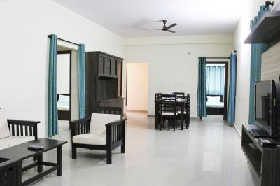 Living Room Image of PG 4642306 Kukatpally in Kukatpally