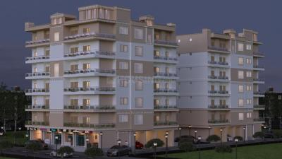Gallery Cover Image of 910 Sq.ft 2 BHK Independent Floor for buy in Ambesten Twin County, Noida Extension for 2349000