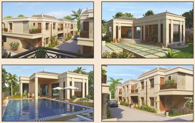 Gallery Cover Image of 1100 Sq.ft 3 BHK Villa for buy in Acropolis Villas, Bhayli for 7000000