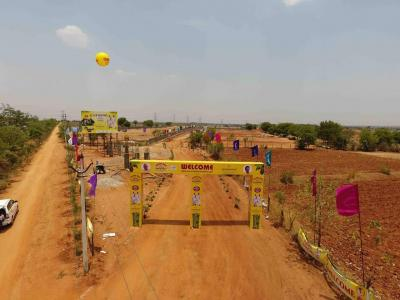 Gallery Cover Image of  Sq.ft Residential Plot for buy in Dundigal for 5010000