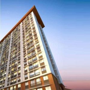 Gallery Cover Image of 336 Sq.ft 1 BHK Apartment for buy in Satellite Aarambh , Kandivali East for 4200000