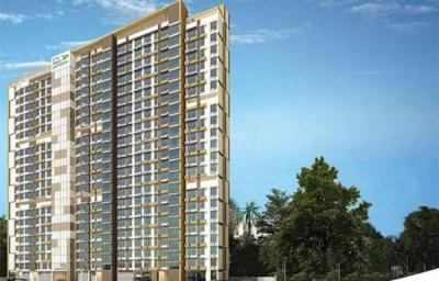 Gallery Cover Image of 570 Sq.ft 1 BHK Apartment for buy in The Baya Junction, Chembur for 7500000