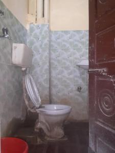 Bathroom Image of Maruti Nandan PG in Alpha I Greater Noida