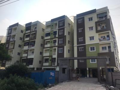 Gallery Cover Image of 1555 Sq.ft 3 BHK Apartment for buy in Gajularamaram for 6600000