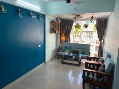 Gallery Cover Image of 650 Sq.ft 1 BHK Apartment for buy in Dev Samruddhi, Kharghar for 4600000