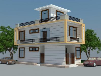 Gallery Cover Image of 1300 Sq.ft 3 BHK Independent House for buy in Ansal API Sushant Golf City Oakwood Duplex, Golf City for 3000000
