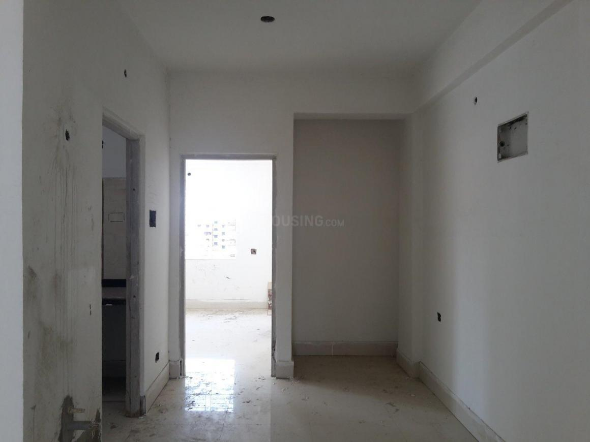 Living Room Image of 820 Sq.ft 2 BHK Apartment for rent in New Town for 12000