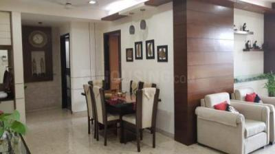 Gallery Cover Image of 1995 Sq.ft 3 BHK Apartment for rent in Akshar Sai Radiance, Belapur CBD for 78000