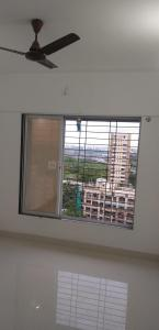 Gallery Cover Image of 677 Sq.ft 1 BHK Apartment for rent in Hirani Skyview Castle, Kurla East for 28000