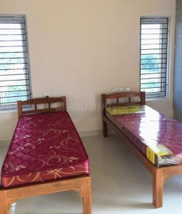 करापक्कम में एसवीएस होम्स पीजी के बेडरूम की तस्वीर