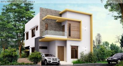 Gallery Cover Image of 1050 Sq.ft 2 BHK Villa for buy in Hoodi for 4237500