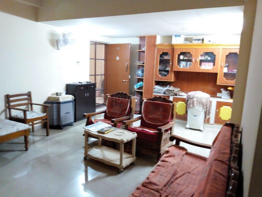 Living Room Image of 1220 Sq.ft 2 BHK Apartment for rent in Sahakara Nagar for 16000